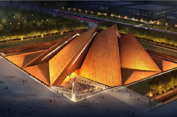 Datong Art Museum by Foster + Partners
