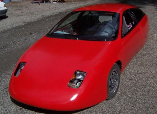 david clouds 1997 geo metro electric car powered b
