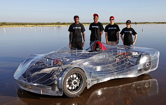 Delasalle School Student Build Electric Car 5