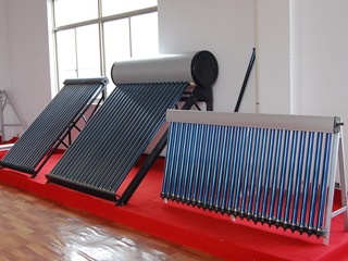 Deno Solar water heater