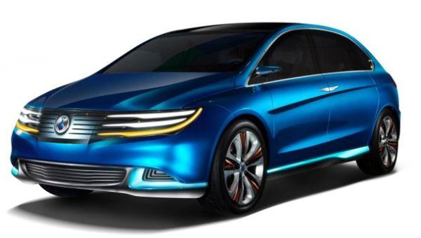 Denza EV Concept