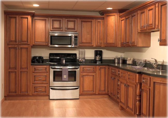 Designing your kitchen cabinets