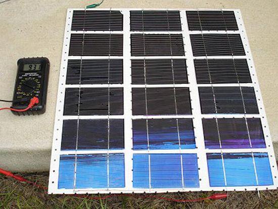 Собрать солнечную станцию своими руками