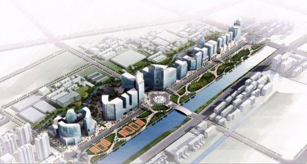 Dongxin St. Conceptual Master Plan