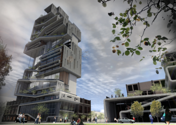 Superb School Of Architecture And Design With Dormitory Facility Amazing Pictures