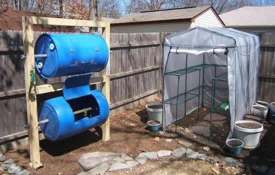double barreled composter2 5784