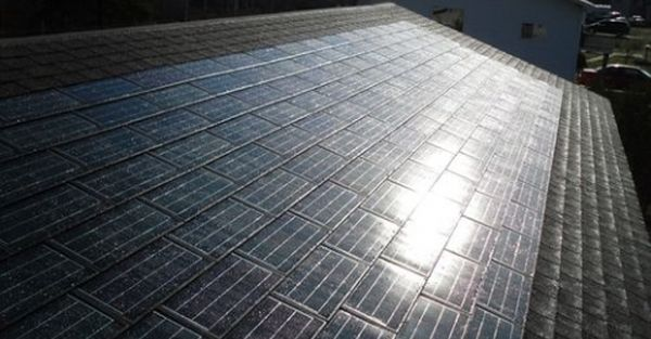 Dow Solar Shingles Sold in Ca and Tx