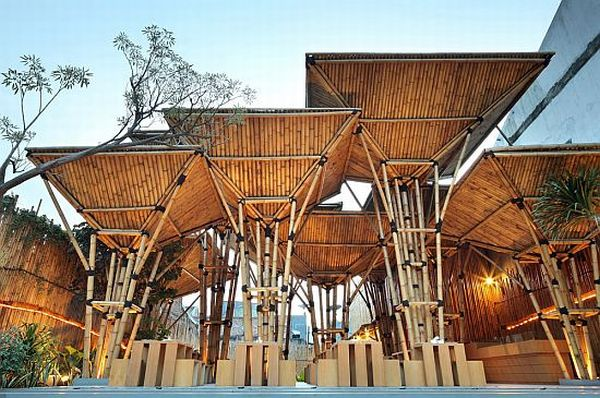 Stunning examples of bamboo architecture - Ecofriend