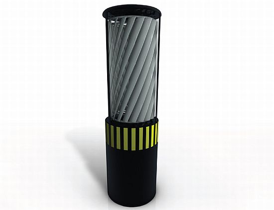 e turbine energy generating system by pedro gomes