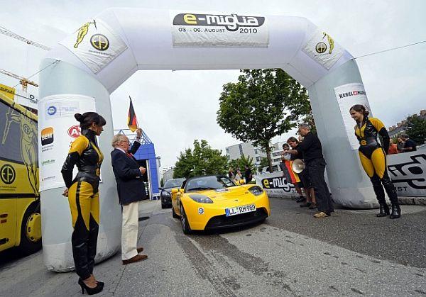 E-Miglia EV Rally