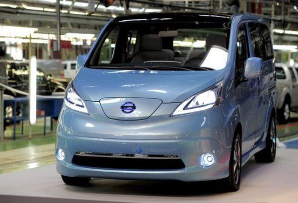 e-NV200 model