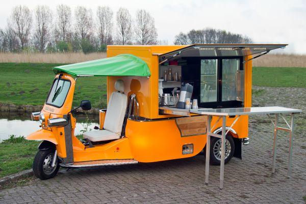 Tuk Tuk Factory Food Truck