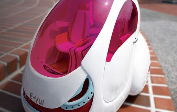 E-Vul Concept Car