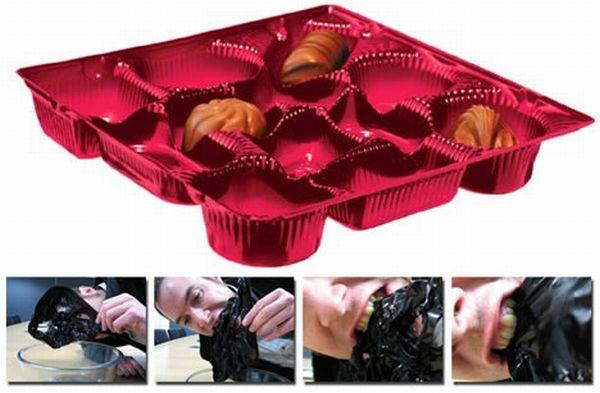 Eatable Edible Plastic