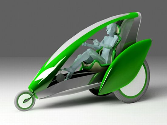 eco vehicle 1