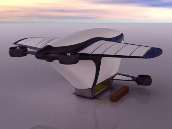 Eco friendly airships
