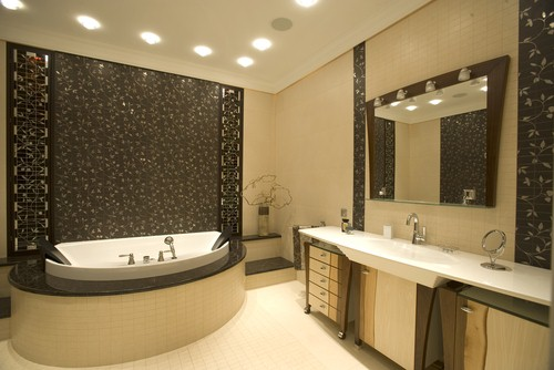 Eco-friendly bathroom lighting ideas