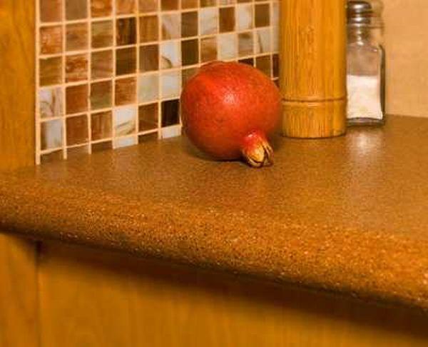 eco friendly laminated countertop