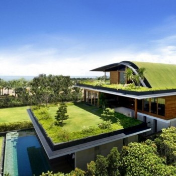 Eco Friendly Roofing Felt To Add Elements Of Organic And