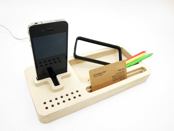 Eco iPhone Dock