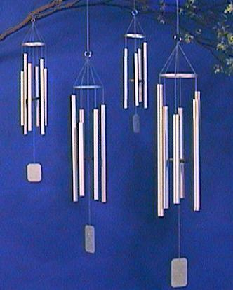 eco wind chimes by grace notes