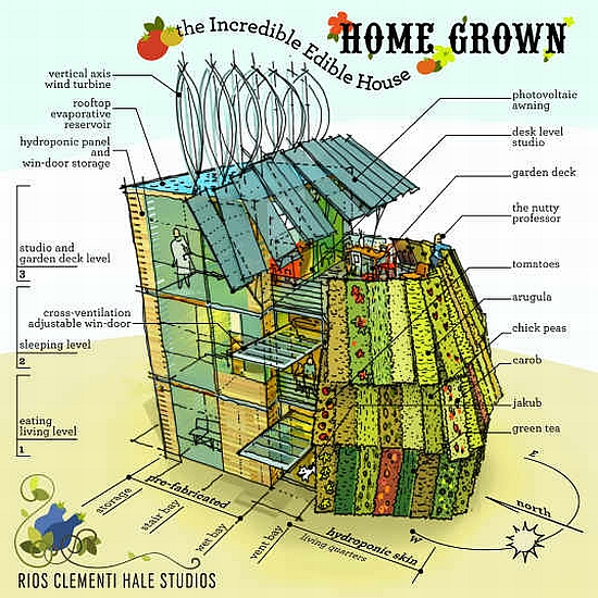 Art Garden Aeroponic Design