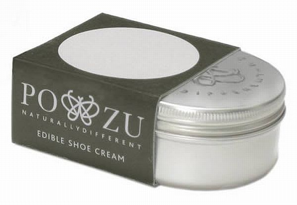 Edible Shoe Cream