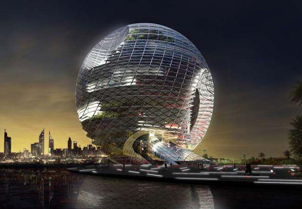 Edifici Sphere