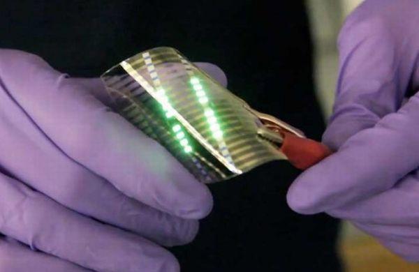 Efficient Flexible OLED