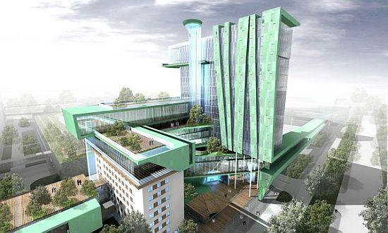Eco Architecture Architects Plan Eco Sensitive