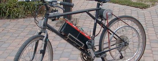 Diy Convert Your Regular Bike In To An Electric Ed One