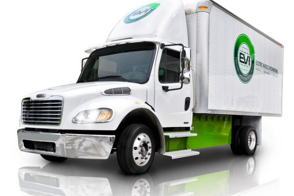 Electric vehicles lead pack in greening corporate fleets