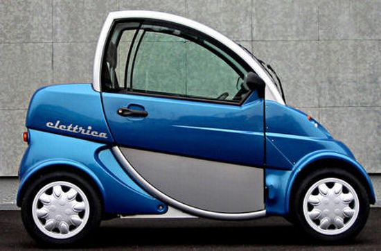 Elletrica Uk S First Electric Car Is Eco Friendly Ecofriend