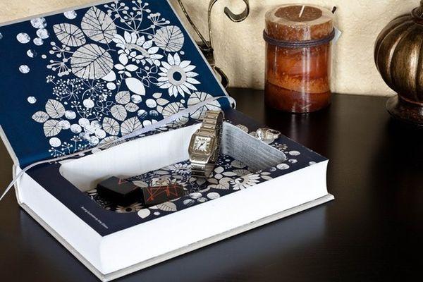 Emma Hollow Book Safe