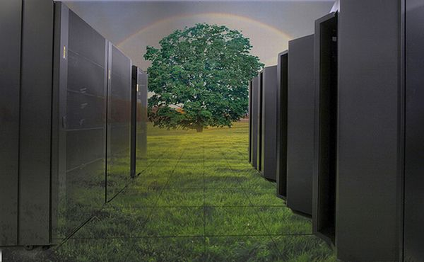 Energy efficient data center