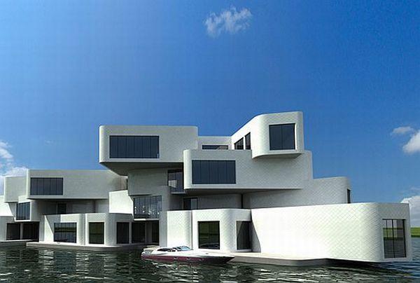 Energy-efficient housing complex