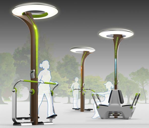 ENERGYME Led Street Lamp