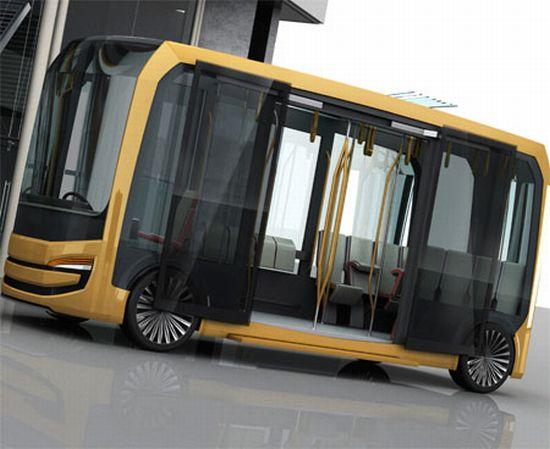 eolo urban transportation bus 1