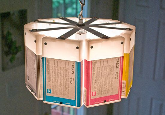 Eco Gadgets Epson Ink Cartridge Lamps Add Sense To Your