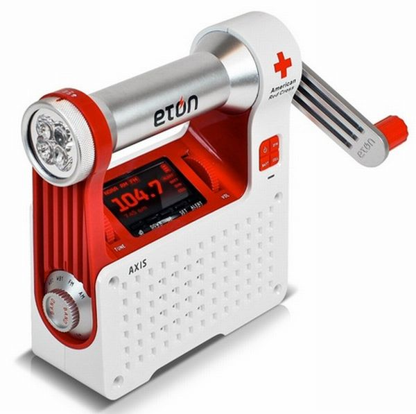 Eton Axis ARCPT300W Self-powered gadget