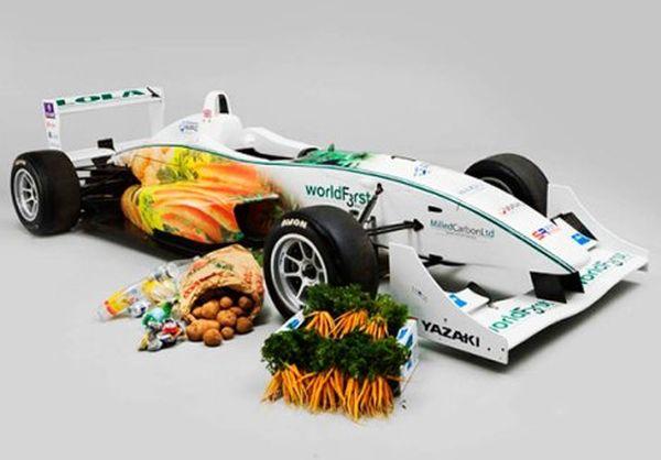 F3 Race Car
