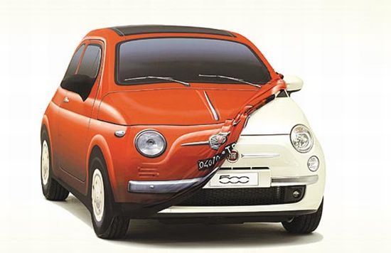 Ces 2008 Fiat 500 Features Eco Friendly Yet Powerful Euro Five