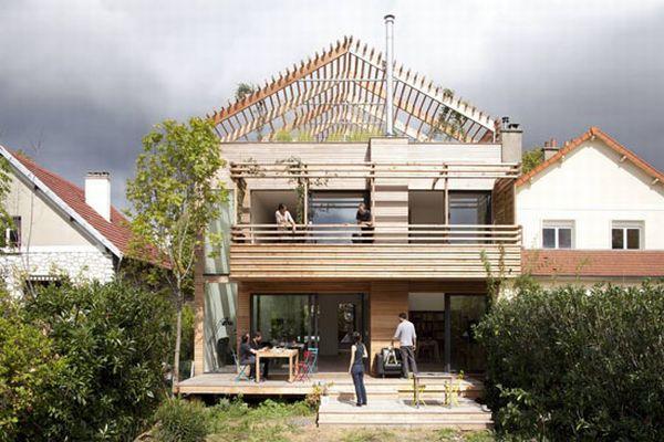 Finnish Larch Home
