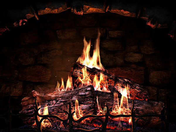Fireplace could become an indoor pollution hazard