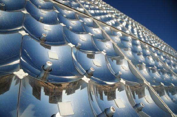 First 50 Megawatts of Large Solar Power Plant in Baja California
