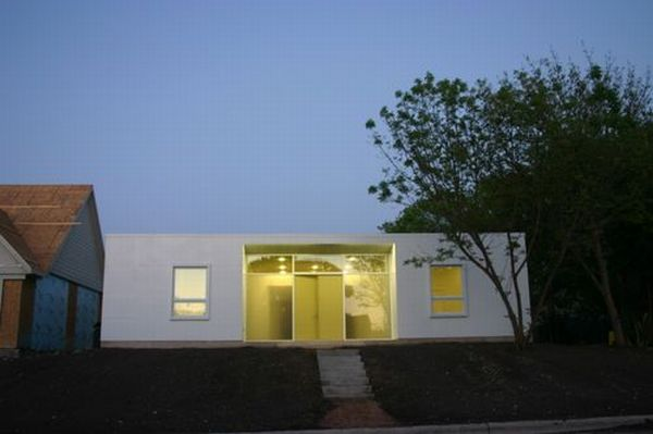 First LEED platinum home in Fort Worth