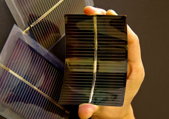 flexible rooftop solar panels