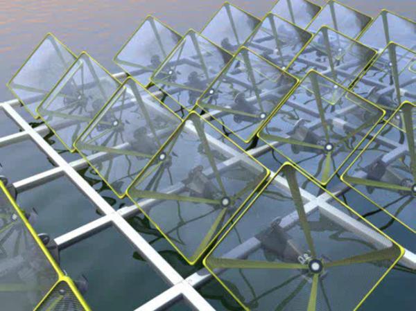 Future Perfect Floating Solar Power Plants Ecofriend