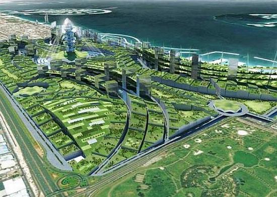 Modern Architecture City architecture city