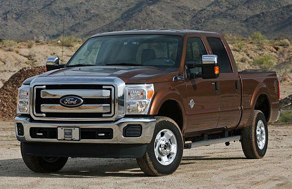 Ford F-Series Plug-in hybrid truck